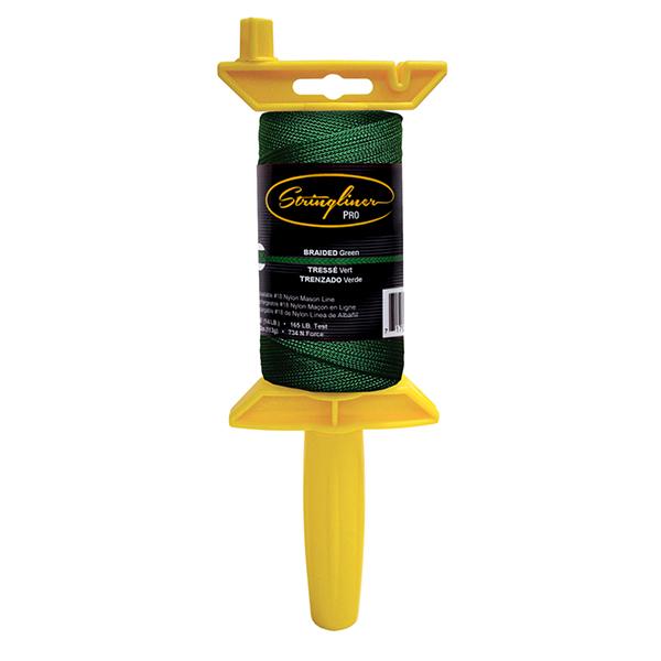 Stringliner Pro Mason's Line Reels - 1/4 Lb. 250'-270'