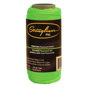 Stringliner Mason's Line Replacement Rolls - 1/8 Lb. 125'-135'