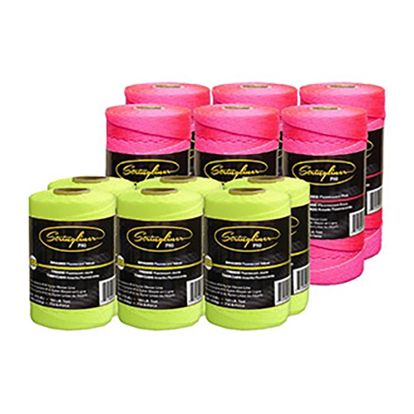 Stringliner Mason's Line Replacement Rolls - 6 Pack
